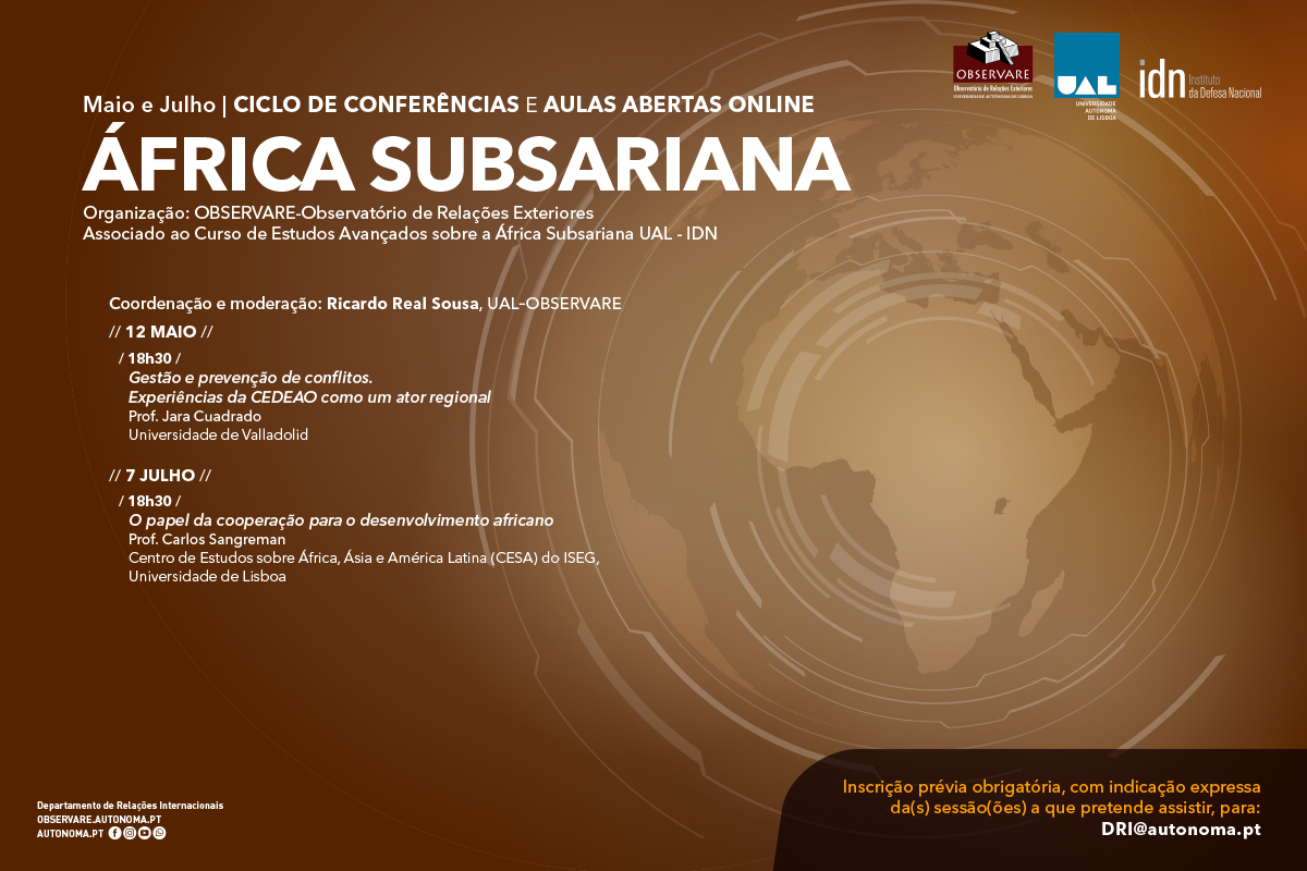 12mai 07jul2020 conferencias africa subsariana