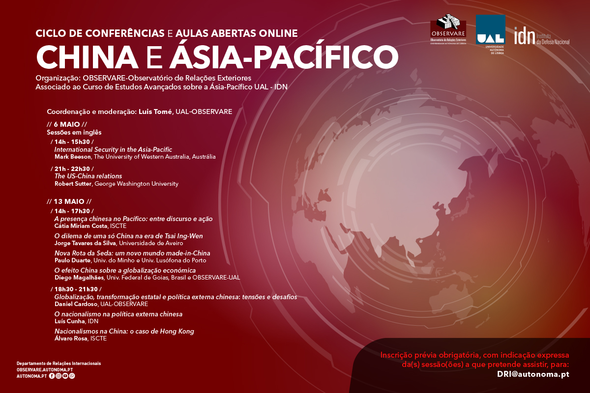 conferencias china asia pacifico